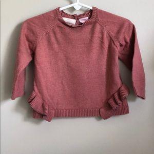 Baby Zara Girl Knit Sweater